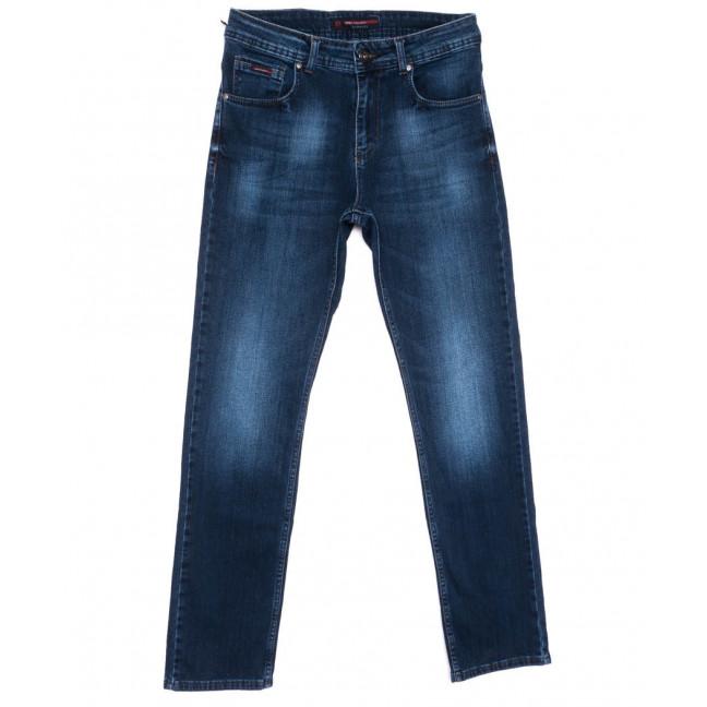 0692 Redmoon джинсы мужские синие весенние стрейчевые (30-36, 6 ед.) REDMOON: артикул 1104413