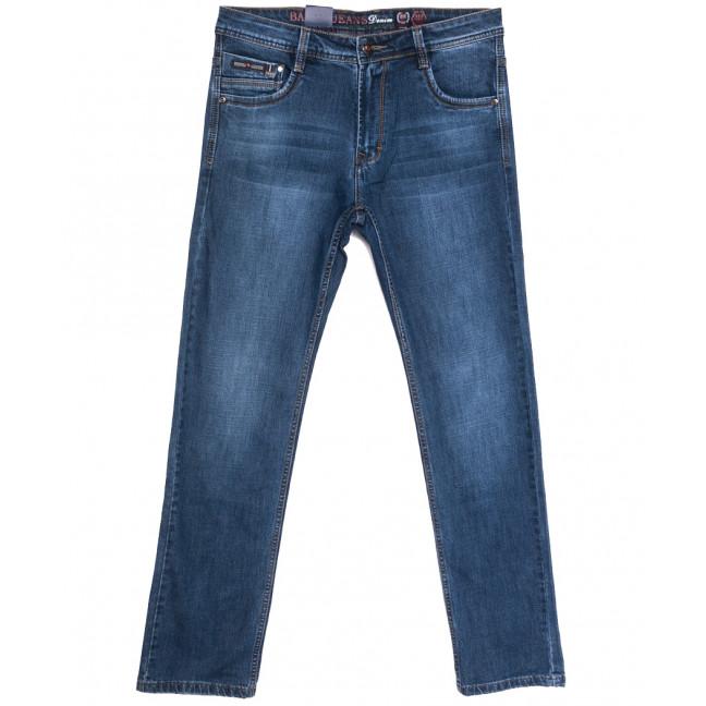 9318 Baron джинсы мужские батальные синие весенние стрейчевые (34-38, 8 ед.) Baron: артикул 1105697