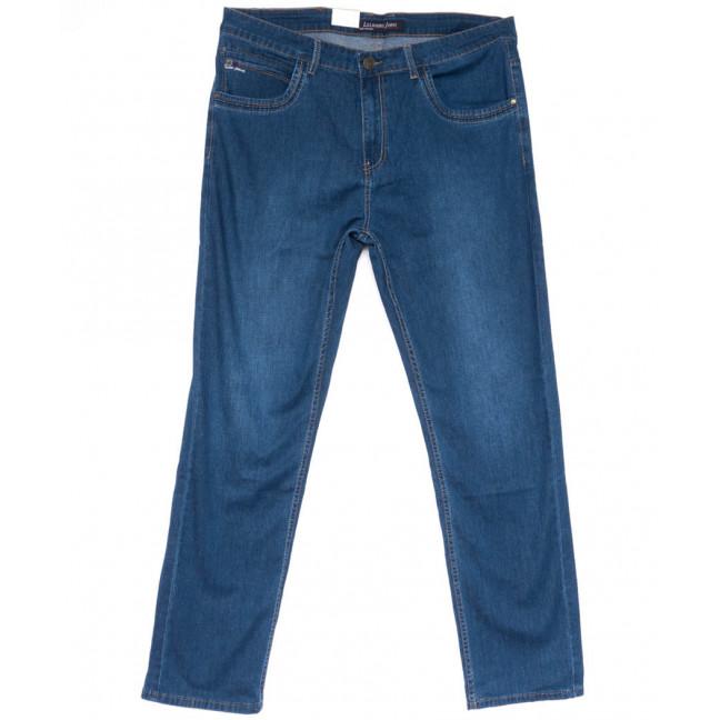 1067-D LS джинсы мужские полубатальные синие весенние стрейчевые (32-42, 8 ед.) LS: артикул 1104445