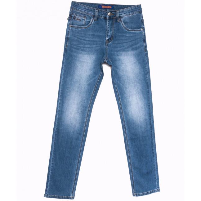 8023 Vouma-Up джинсы мужские синие весенние стрейчевые (29-36, 8 ед.) Vouma-Up: артикул 1105088