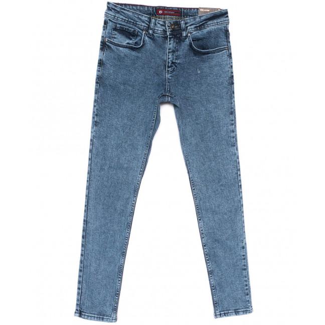 0674 Redmoon джинсы мужские синие весенние стрейчевые (29-36, 7 ед.) REDMOON: артикул 1104410