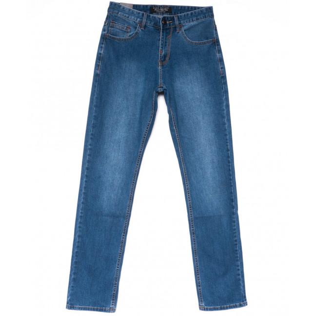 1018 Mark Walker джинсы мужские синие весенние стрейчевые (29-38, 8 ед.) Mark Walker: артикул 1104884