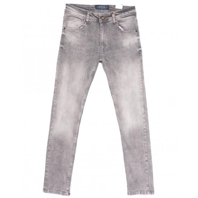 6696 Redcode джинсы мужские серые весенние стрейчевые (29-36, 8 ед.) Redcode: артикул 1105521