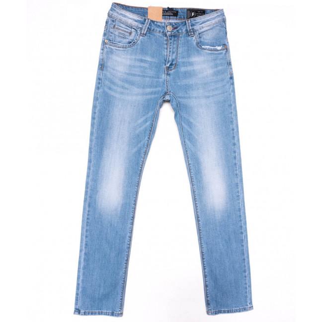 2219 Fang джинсы мужские синие весенние стрейчевые (29-36, 8 ед.) Fang: артикул 1104520