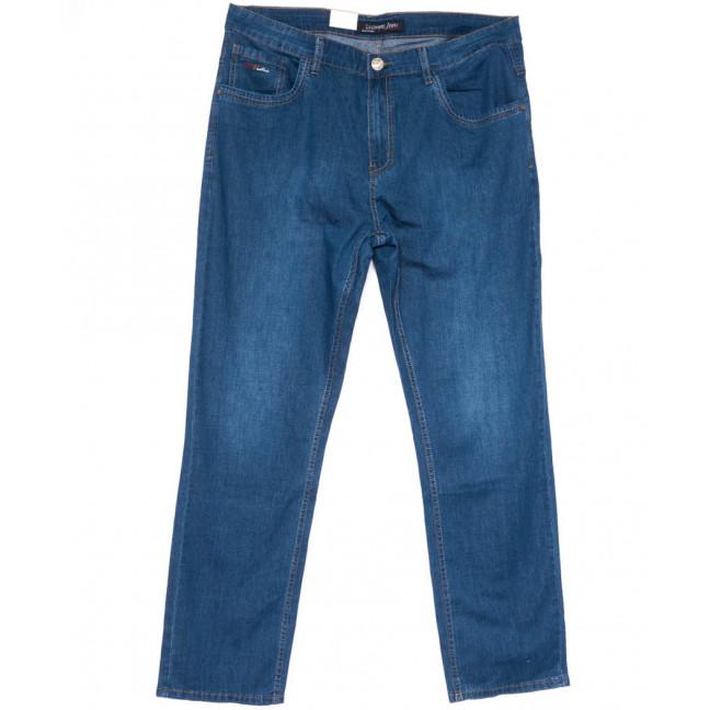 1069 LS джинсы мужские батальные синие весенние стрейчевые (38-48, 6 ед.) LS: артикул 1104446