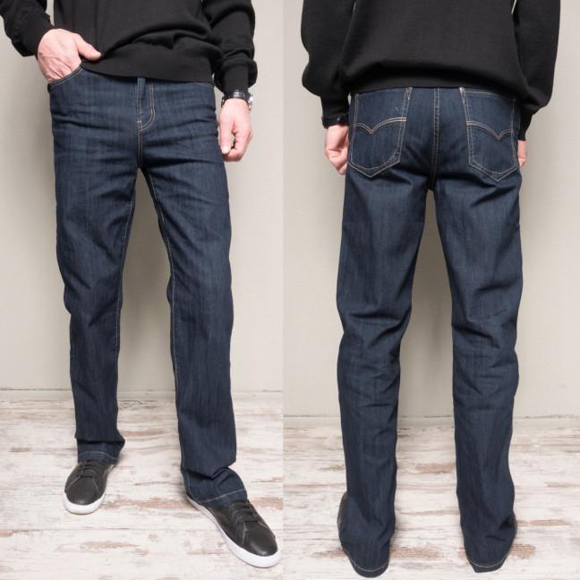 15009 (A)  WVS  джинсы мужские синие стрейчевые (6 ед. размеры: 30.31.32.33.34.36) WVS: артикул 1104829