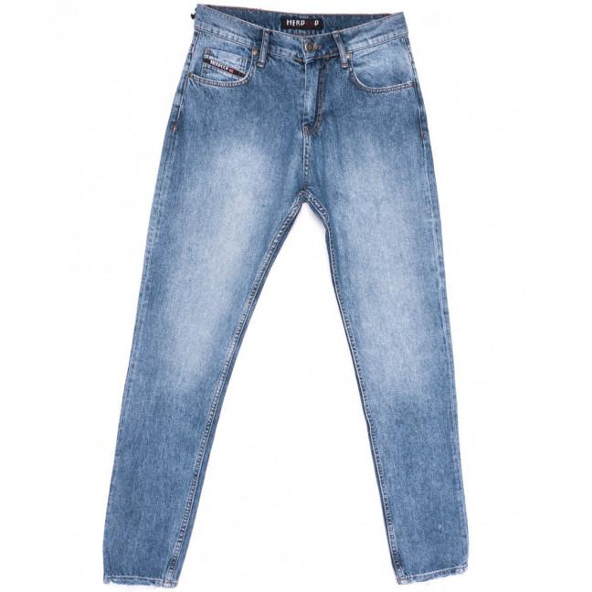 8009 Herocco джинсы мужские синие весенние коттоновые (30-40, 8 ед.) Herocco: артикул 1104300