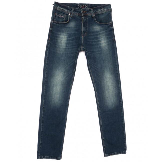 0730 Redmoon джинсы мужские синие весенние стрейчевые (31-38, 6 ед.) REDMOON: артикул 1104417