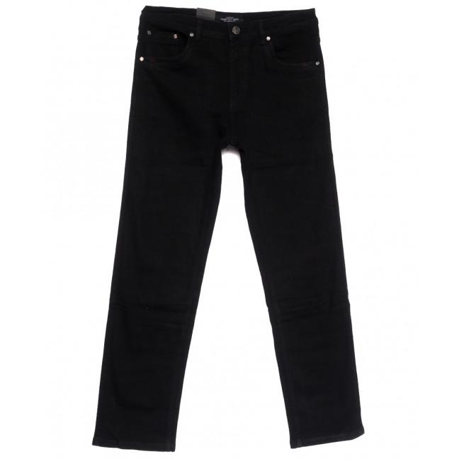 5009-D Vitions джинсы мужские батальные черные весенние стрейчевые (34-44, 8 ед.) Vitions: артикул 1105551