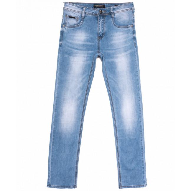 9058 Dimarkis Day джинсы мужские синие весенние стрейчевые (29-38 , 8 ед.) Dimarkis Day: артикул 1105265