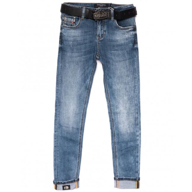 6100 Dmarks джинсы женские зауженные синие весенние стрейчевые (25-30, 6 ед.) Dmarks: артикул 1104752