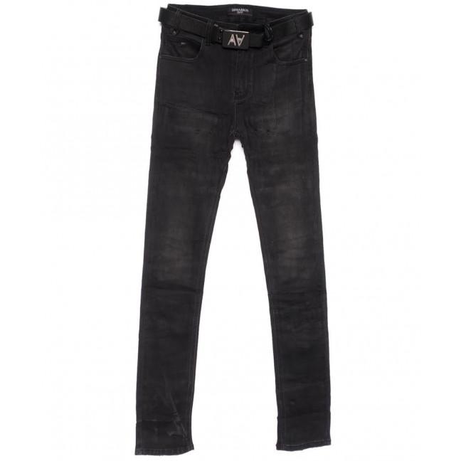 9376 Dmarks джинсы женские полубатальные серые весенние стрейчевые (28-33, 6 ед.) Dmarks: артикул 1104782