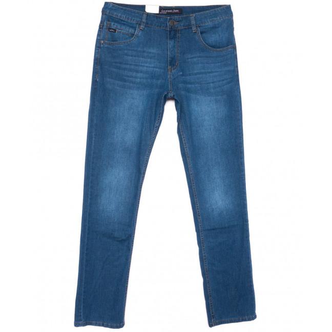 1065 LS джинсы мужские полубатальные синие весенние стрейчевые (32-38, 8 ед.) LS: артикул 1104449