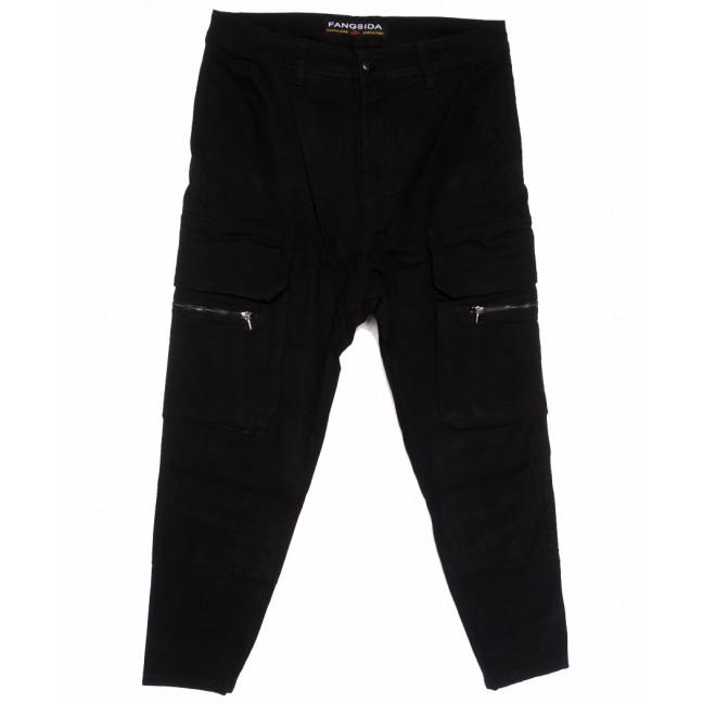 2109 Fangsida джинсы мужские стильные молодежные весенние стрейчевые (27-34, 8 ед.) Fangsida: артикул 1105351