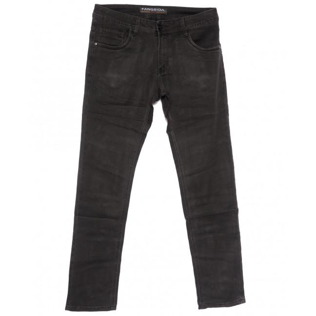 4040 Fangsida джинсы мужские серые весенние стрейчевые (30-38, 8 ед.) Fangsida: артикул 1105589
