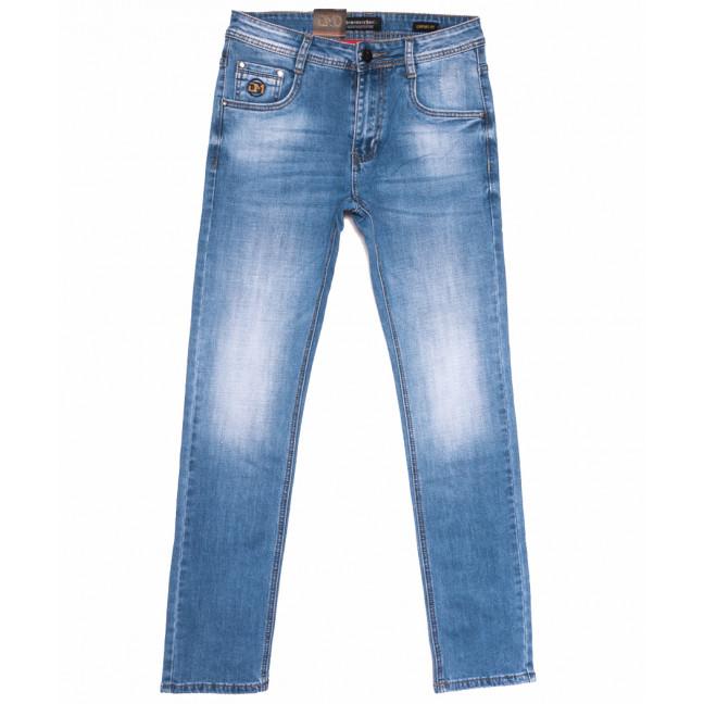 9055 Dimarkis Day джинсы мужские синие весенние стрейчевые (29-38 , 8 ед.) Dimarkis Day: артикул 1105268