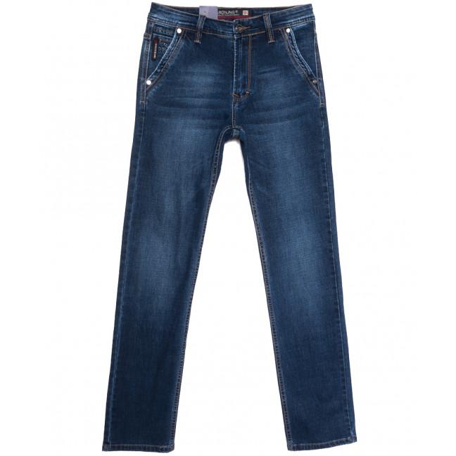 9330 Baron джинсы мужские синие весенние стрейчевые (29-38, 8 ед.) Baron: артикул 1105688