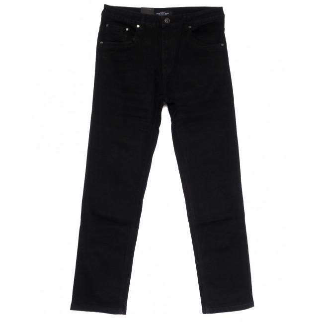 5008 Vitions джинсы мужские полубатальные черные весенние стрейчевые (32-38, 8 ед.) Vitions: артикул 1105549