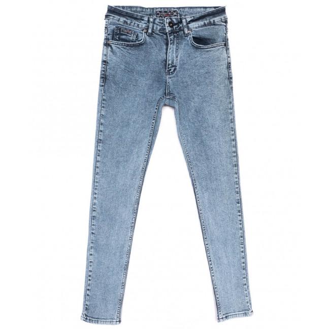 0728 Redmoon джинсы мужские синие весенние стрейчевые (29-36, 7 ед.) REDMOON: артикул 1104414