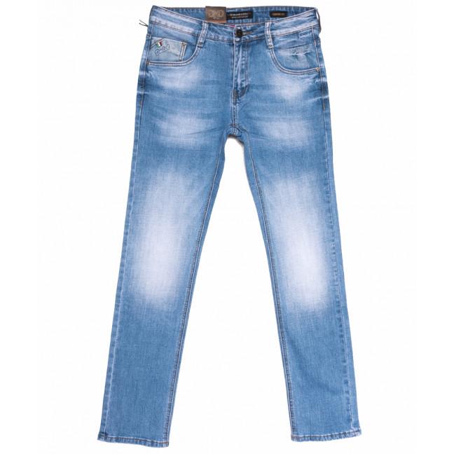 9038 Dimarkis Day джинсы мужские синие весенние стрейчевые (29-38 , 8 ед.) Dimarkis Day: артикул 1105263