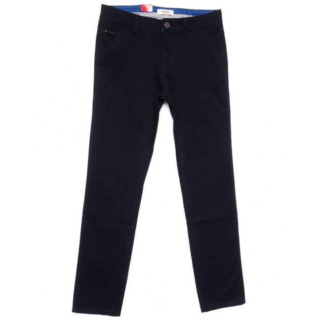 0163-5 Pobeda брюки мужские молодежные черные весенние стрейчевые (27-34, 8 ед.) Pobeda Denim: артикул 1105099