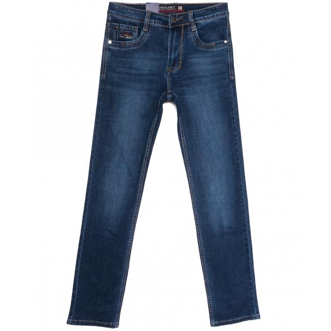 9336 Baron джинсы мужские синие весенние стрейчевые (29-38, 8 ед.) Baron: артикул 1105693