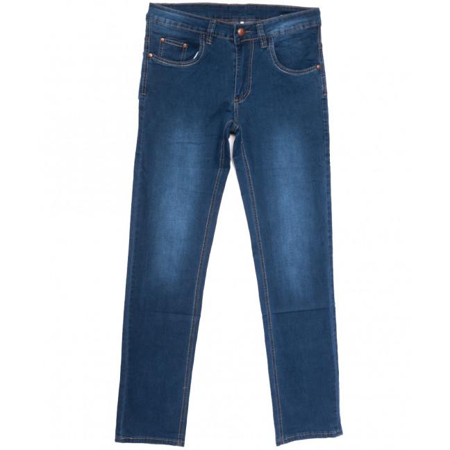 55002 Pr.Minos джинсы мужские cиние весенние стрейчевые (29-38, 8 ед.) Pr.Minos: артикул 1106248