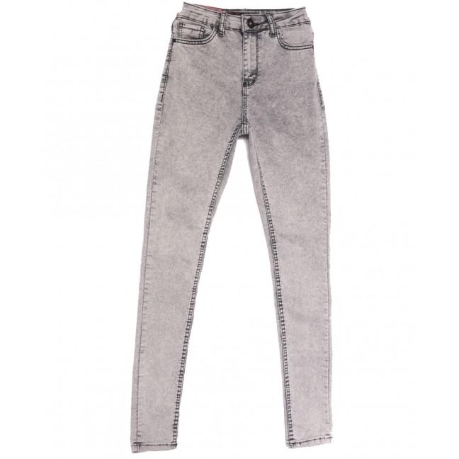 0770 Redmoon джинсы женские серые весенние стрейчевые (25-28, 6 ед.) REDMOON: артикул 1106333