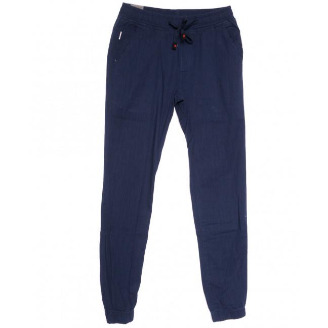 7006 Vitions брюки мужские темно-синие летние стрейчевые (29-36, 8 ед.) Vitions: артикул 1106395