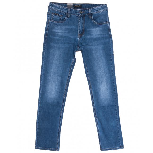 6986 Pagalee джинсы мужские полубатальные синие весенние стрейчевые (32-36, 8 ед.) Pagalee: артикул 1105937
