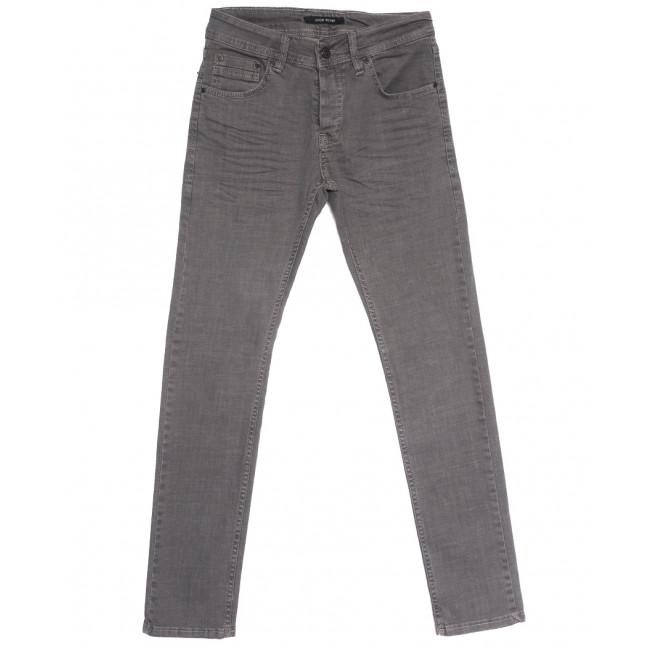 5461 Jack Kevin джинсы мужские серые весенние стрейчевые (29-38, 8 ед.) Jack Kevin: артикул 1105865