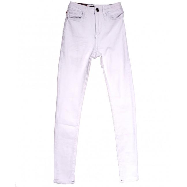 0761 белые Redmoon джинсы женские весенние стрейчевые (25-30, 6  ед.) REDMOON: артикул 1106953