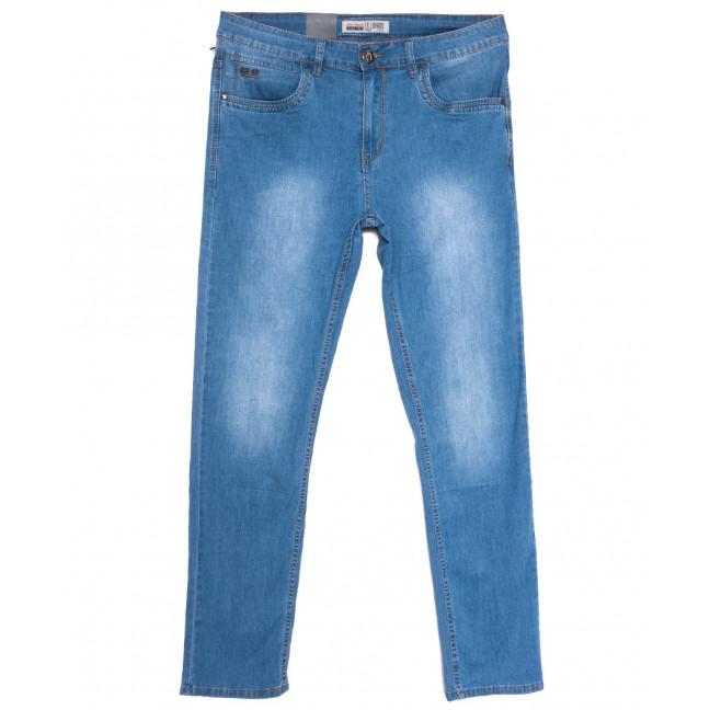 1094-D LS джинсы мужские батальные синие весенние стрейчевые (34-42, 8 ед.) LS: артикул 1106238
