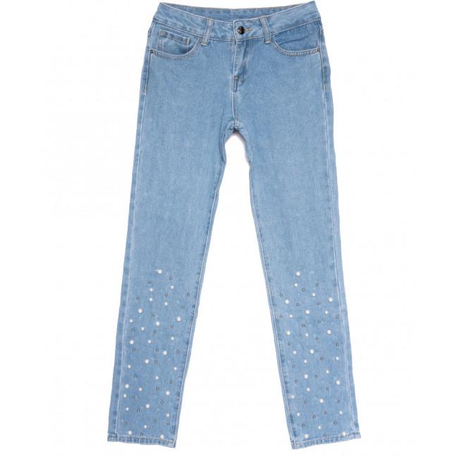 0061 Jushioumfiva джинсы женские стильные синие весенние стрейчевые (25-30, 6 ед.) Jushioumfiva: артикул 1105978