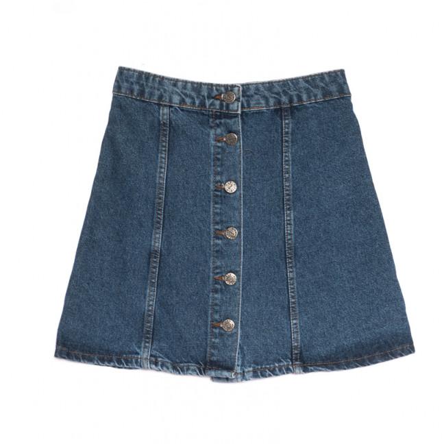 3021 Miele юбка джинсовая на пуговицах синяя весенняя коттоновая (34-40,евро, 5 ед.) Miele: артикул 1106927