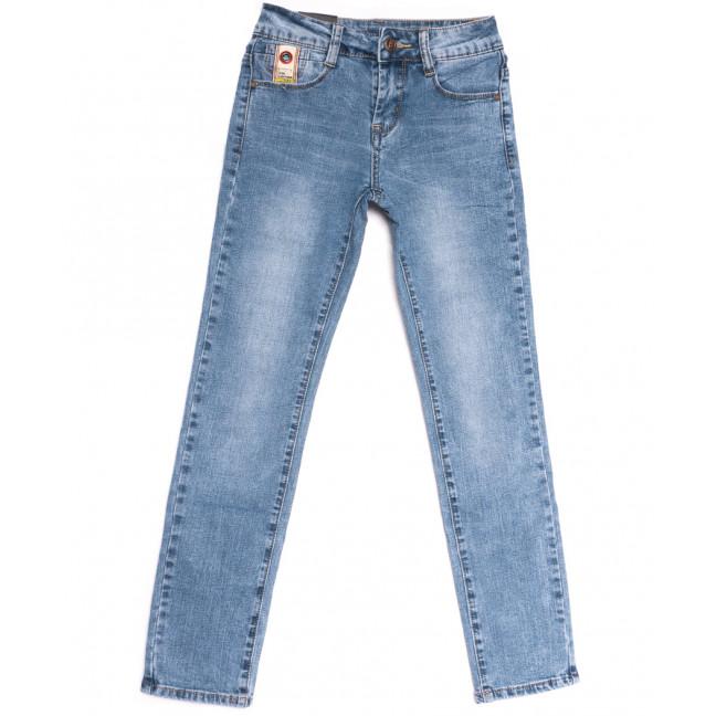 0096 Little Star джинсы на девочку синие весенние стрейчевые (23-28, 6 ед.) Little Star: артикул 1107021