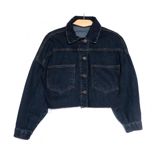 1793 синяя Defile куртка джинсовая женская весенняя коттоновая (S-XL, 5 ед.) Defile: артикул 1107110