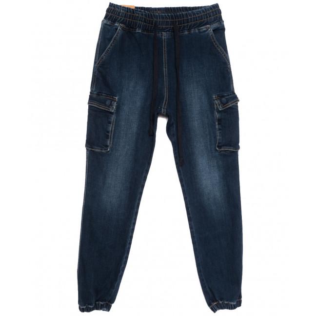 8422 I Dodo джинсы женские с боковыми карманами синие весенние стрейчевые (34-40,евро, 5 ед.) I dodo: артикул 1105982