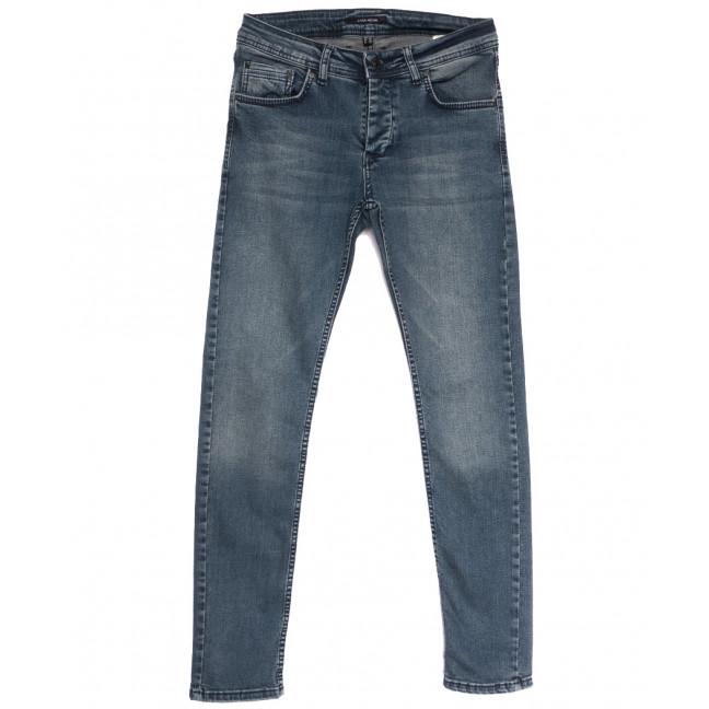 0170 Jack Kevin джинсы мужские синие весенние стрейчевые (29-38, 8 ед.) Jack Kevin: артикул 1105854