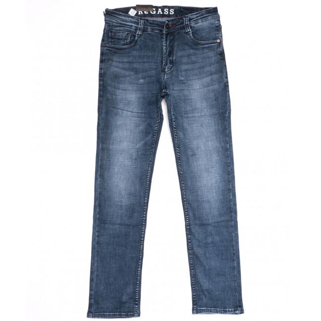7923-03 Regass джинсы мужские синие весенние стрейчевые (29-38, 8 ед.) Regass: артикул 1106077