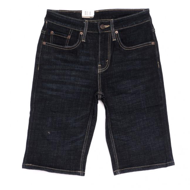0501 шорты джинсовые мужские синие стрейчевые (29-36, 7 ед.) Brand (Copy): артикул 1106522