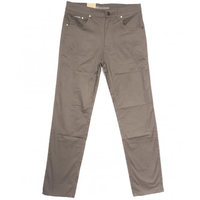 9091-D LS джинсы мужские батальные бежевые весенние стрейчевые (34-44, 8 ед.) LS: артикул 1106412