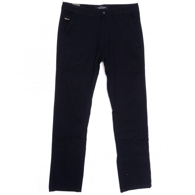 7014-D Vitions джинсы мужские полубатальные темно-синие летние стрейчевые (32-42, 8 ед.) Vitions: артикул 1106355