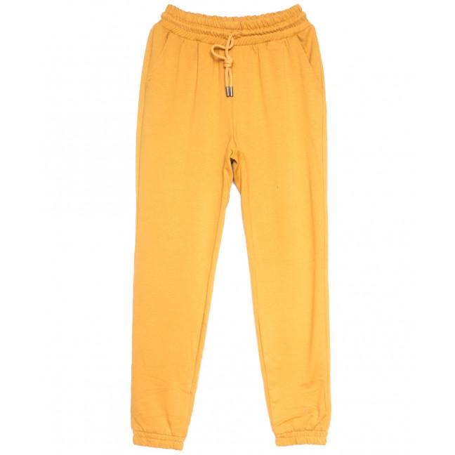 0228-44 желтые Exclusive брюки женские спортивные весенние стрейчевые (42-48, 4 ед.) Exclusive: артикул 1106270