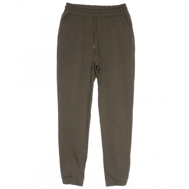 0228-44 хаки Exclusive брюки женские спортивные весенние стрейчевые (42-48, 4 ед.) Exclusive: артикул 1106271