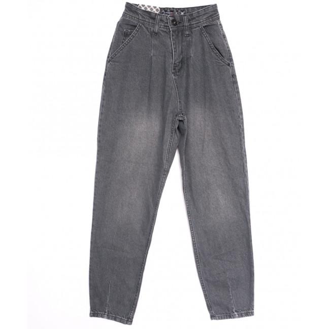 0765 Redmoon джинсы-баллон серые весенние коттоновые (25-30, 6 ед.) REDMOON: артикул 1106322