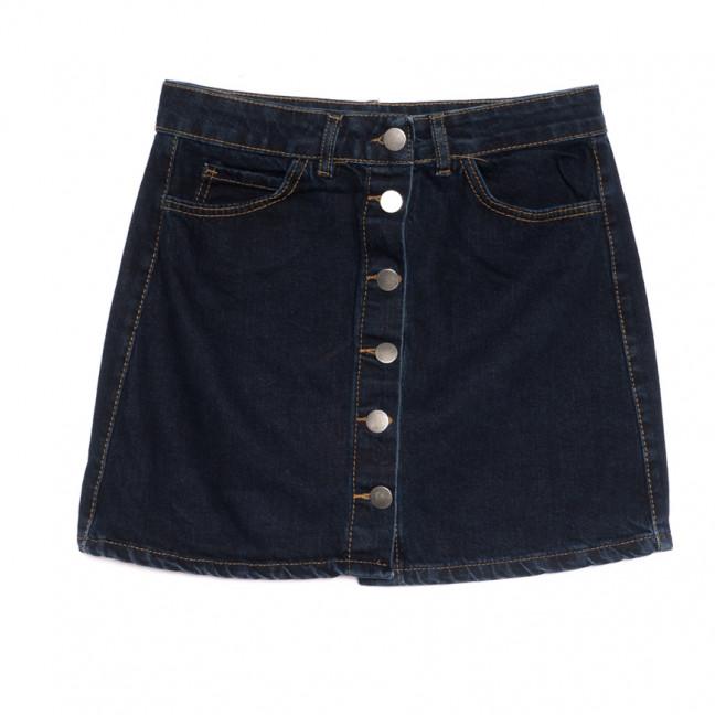 1798 темно-синяя Defile юбка джинсовая весенняя коттоновая (34-42,евро, 6 ед.) Defile: артикул 1107128