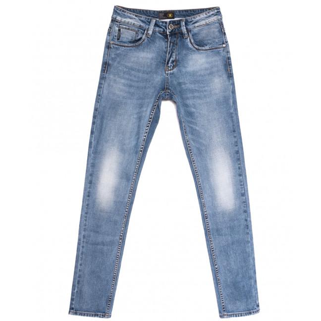 6003 Pagalee джинсы мужские молодежные синие весенние стрейчевые (28-36, 8 ед.) Pagalee: артикул 1105930