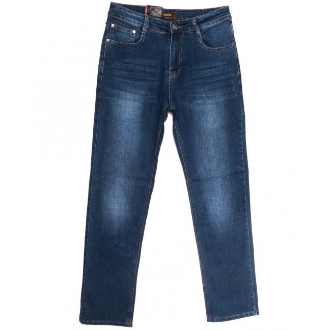 0736 Likgass джинсы мужские полубатальные синие весенние стрейчевые (32-38, 8 ед.) Likgass: артикул 1106625