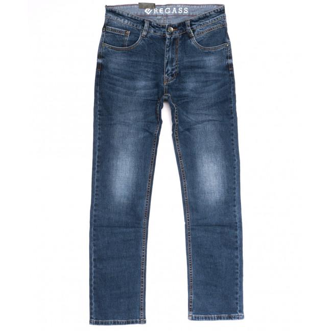 7912-03 Regass джинсы мужские полубатальные синие весенние коттоновые (32-40, 8 ед.) Regass: артикул 1106083